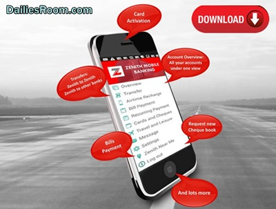 How To Download & Register Zenith Bank Mobile App For Transactions