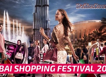2019 Dubai Shopping Festival: Dates, Offers & Discounts