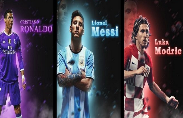 List of Ballon d'Or 2018 Nominees From Ronaldo, Messi To Luka Modric