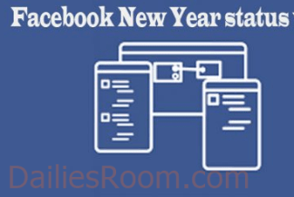 Facebook New Year/Month Status 2019, Wishes, SMS quotes...