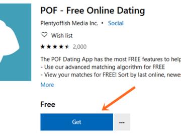 POF App Download For Computer, Laptop, PC Windows 10, 8, 7