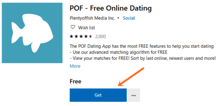 POF App Download For Computer, Laptop, PC Windows 10, 8, 7