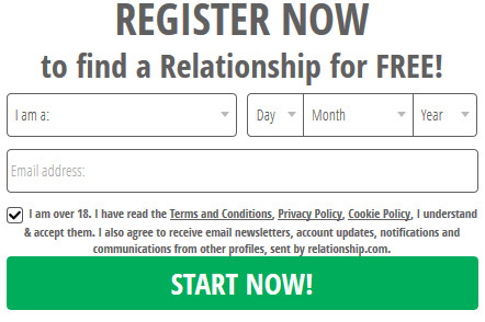 Relationship.com Dating site: Relationship Registration For Singles