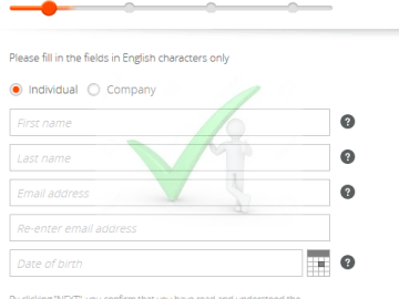 Payoneer New Account Sign Up From www.payoneer.com/signup