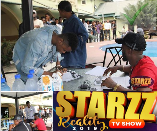 Starzz Reality TV Show 2019 Audition Dates and Venues