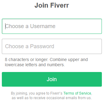 Steps To Fiverr Registration & Login For Freelance Jobs Online