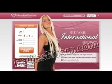 International.com Dating Site: InternationalCupid Facebook Registration