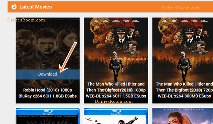 Download MKV Latest Movies from MkvHub.Com - 720p to 1080p HD Movies