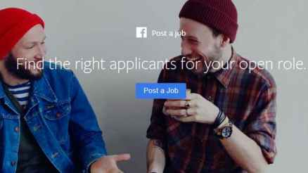Facebook Job Postings with FB Business Pages | Facebook Job posting app