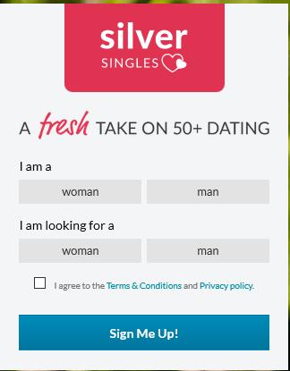 Silversingles.com Registration & Login | SilverSingles Online Dating Site