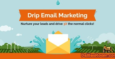 How To Create Drip Email Marketing Account   Drip Email Registration
