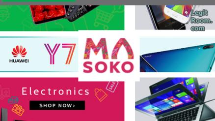 Steps To Masoko.com Sign Up & Login | Masoko Online Shopping Platform