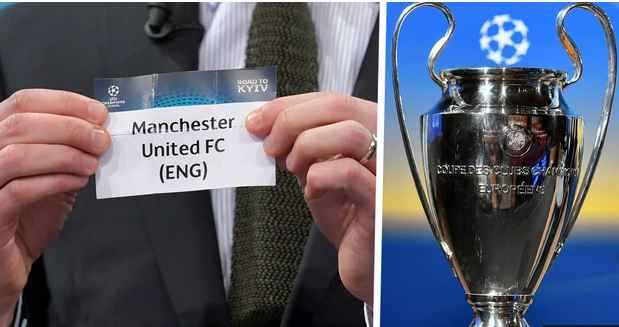 UEFA Champions League Draw of Quarter-final, Semi-final and Final