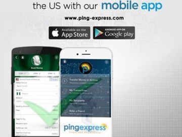 Download Ping Express Mobile App | Instant Ping Express Transfer Apk