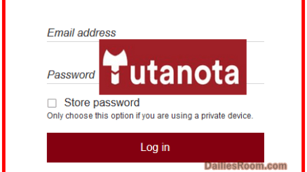 Steps To Tutanota Login For Mailbox Services - Tutanota Email Sign In