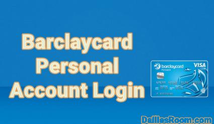 Barclaycard Online Service | Barclaycard Personal Account Login