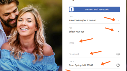 Steps To Cupid Dating Site Sign Up For Online Singles Search