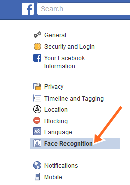 How To Turn Facebook Face Recognition On or Off For My Account?
