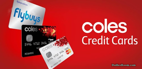 Coles Financial Service Cards | Coles Credit Card Benefits & Application