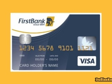 FBN Credit Cards Comparison | First Bank Credit Card Application