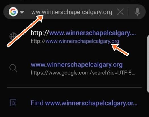 SHILOH Channel On DSTV: Live Stream Winners Chapel Shiloh Online WebSite