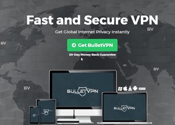 How To Get Bullet VPN - www.bulletvpn.com Account Sign Up