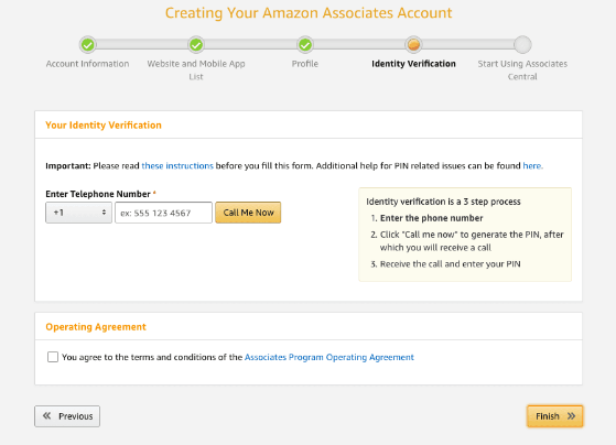 Affiliate-program.amazon.com | Amazon Affiliate Login Portal