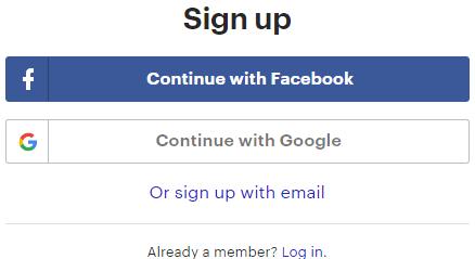 www.meetup.com/register Online - Meetup Dating Website Sign Up