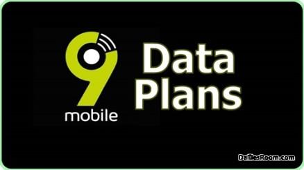 9mobile Data Plan & Subscription Codes - 9mobile Internet Bundles
