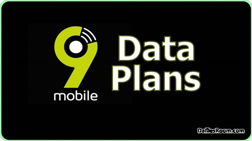 9mobile Data Plan & Subscription Codes - 9mobile Internet Bundles