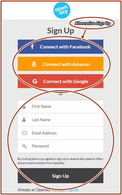 Opensky Online Shopping Reviews & Sign Up | Opensky.com Registration
