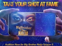 Big Brother Naija 2020 Audition