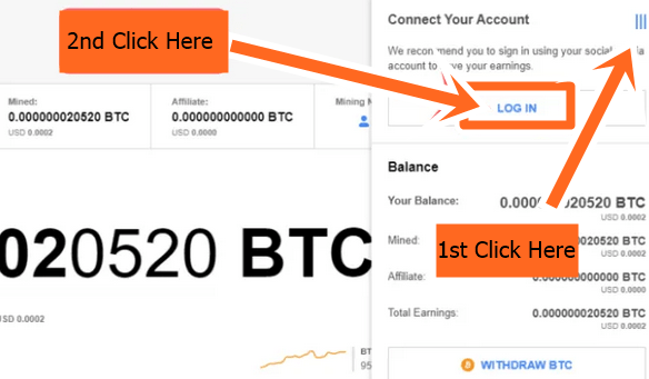Sign In for CryptoTab Browser