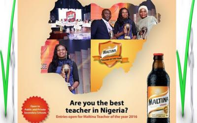Maltina Teacher Of The Year Award   2020 Maltina Teacher Award Form