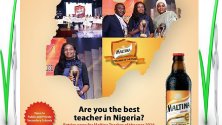 Maltina Teacher Of The Year Award | 2020 Maltina Teacher Award Form