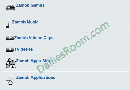 Zamobs.co.za Games, Music, Videos Portal - Zamob Downloads