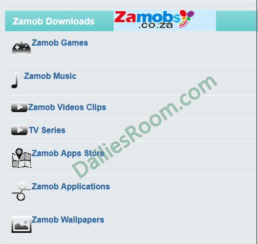 Zamobs.co.za Games, Music, Videos Portal – Zamob Downloads