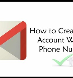 Gmail Without Phone Number Sign Up - Create Google Account