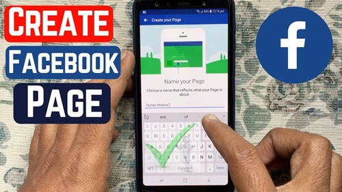 How To Create A Facebook Page Using Facebook Mobile App