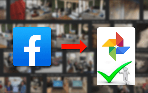 How To Transfer Facebook Photos Or Videos
