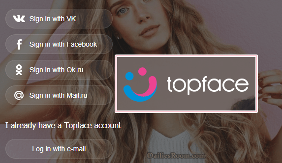 www.topface.com Sign In – Topface Login Online Dating