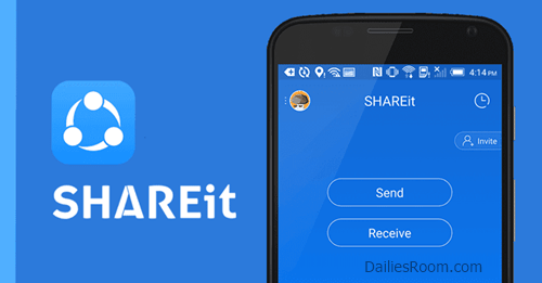 Shareit App Download: Features Of SHAREit - File Transfers On Shareit