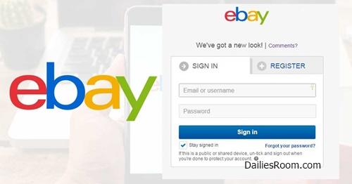 ebay Sign In Page: ebay Login Portal - ebay Shopping Online