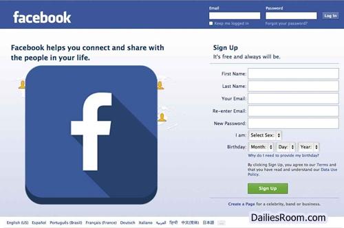 www.facebook.com/Login: Facebook Sign In Page - Login To Facebook