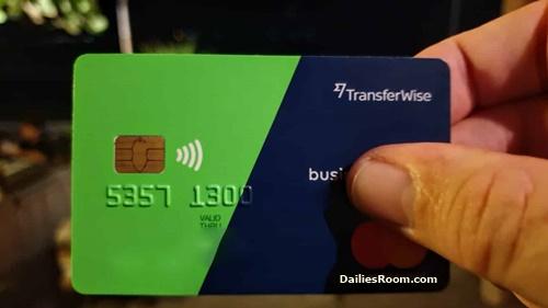 Transferwise Debit Card Account – Transferwise Card Register