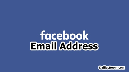 How To Add Or Remove Facebook Email Address - FB.com Email