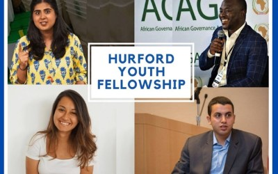 Fully Funded 2021 Hurford Youth Fellowship Program Application