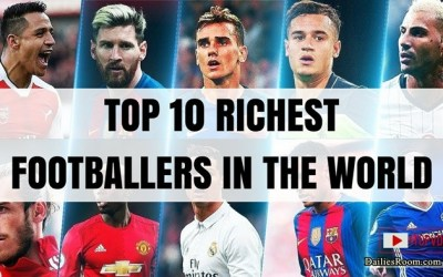 Top 10 Highest-earning Footballers In The World | 2021 Highest Paid Soccer Stars