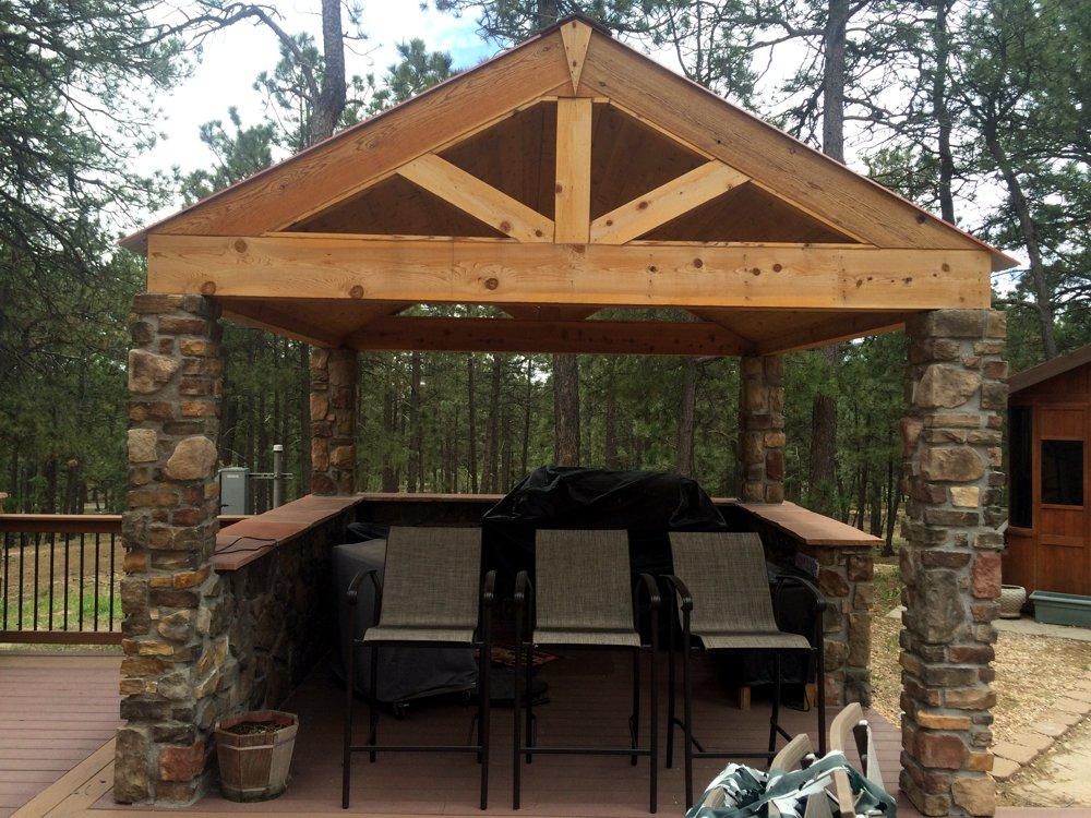 Garden Structures Gazebos Trellis Garden Kitchen