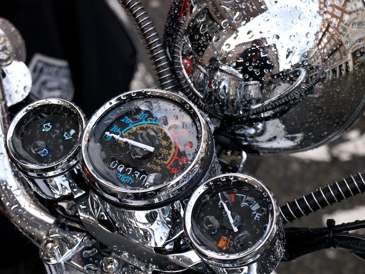Motorbike Detail